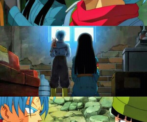 mai and trunks and mai image