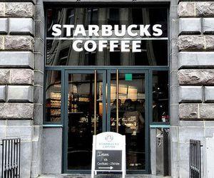 starbucks, coffee, and beautiful image