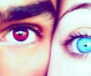 eyes and beautiful image