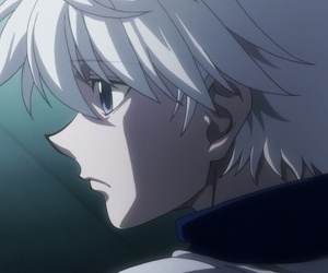 hunter x hunter, anime, and killua image