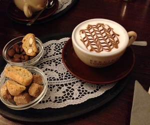 berlin, coffee, and food image