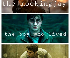 harry potter and dylan o'brien image