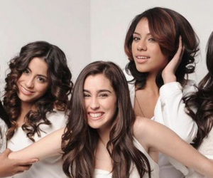 fifth harmony, ally brooke, and lauren jauregui image