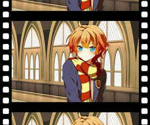 cute boy, deviantart, and harry potter image