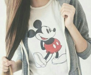 fashion, disney, and outfit image