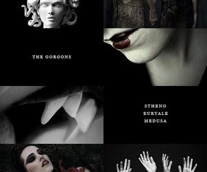 mythology and gorgons image