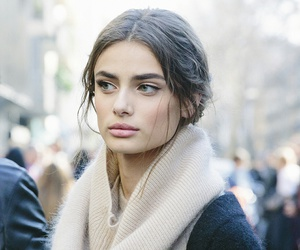 fashion, model, and taylor hill image