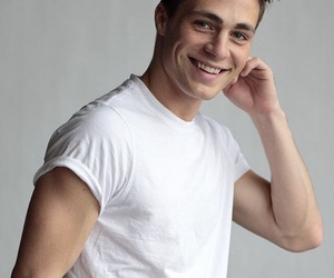 colton haynes, Hot, and smile image