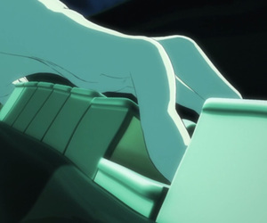 piano, water, and your lie in april image