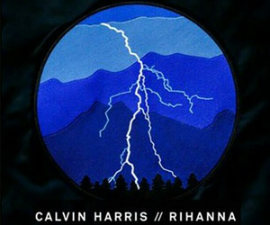 rihanna, calvin harris, and music image
