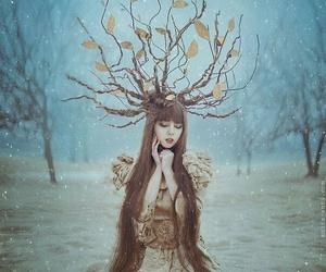 fantasy, magic, and art image
