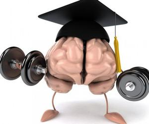 brain, health, and fitness image
