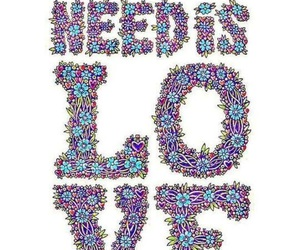 love, all you need is love, and wallpaper image