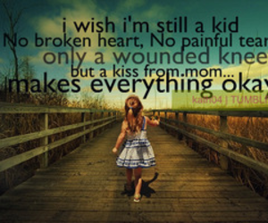 kids, mom, and quote image
