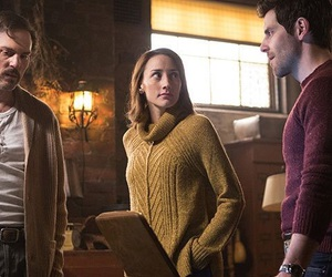 grimm, monroe, and david giuntoli image