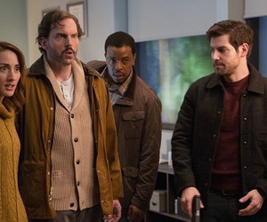 grimm, monroe, and nick burkhardt image