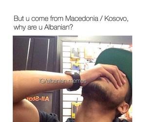 albanian, problems, and shqiptaret image