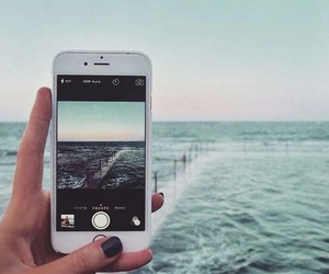 photo, nature, and phone image