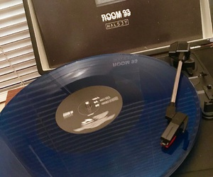 blue, ghost, and record image
