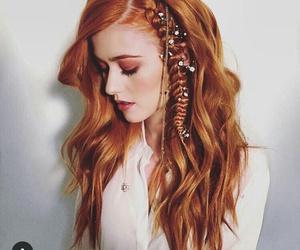 katherine mcnamara, hair, and shadowhunters image