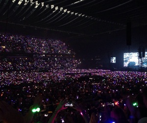 amsterdam, coldplay, and concert image