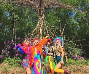 boho, fashion, and hippie image