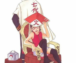 anime and hokage image