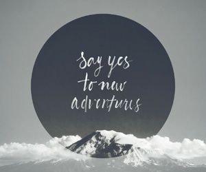 adventures, life, and words image
