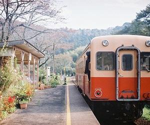 train, vintage, and indie image