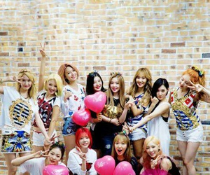 red velvet, snsd, and girls generation image