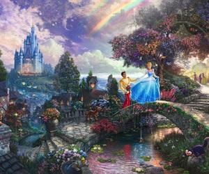 cinderella, disney, and princess image