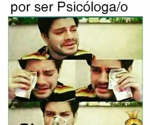 psicología, humor, and psicólogos image