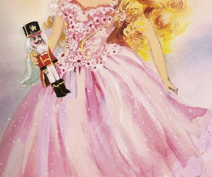 barbie, art, and nutcracker image