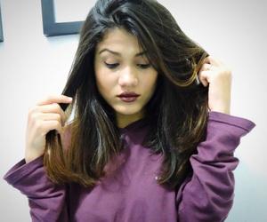cabelos, hair, and make image