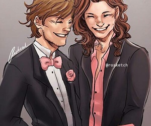larry stylinson, fanart, and larry image