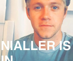 niall horan, snapchat, and one direction image
