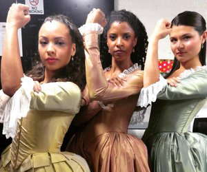 hamilton and schuyler sisters image