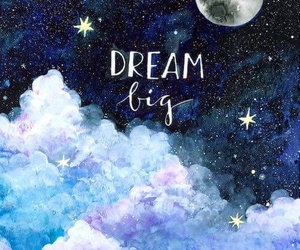 big, words, and Dream image