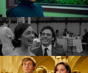 me before you and yo antes de ti image