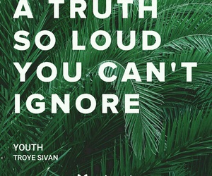 ignore, troye sivan, and loud image