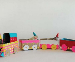 cardboard creations, cardboard recycled, and cardboard projects image