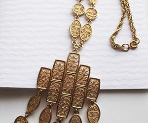 cool, gold, and jewelry image