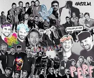 coldplay and Collage image