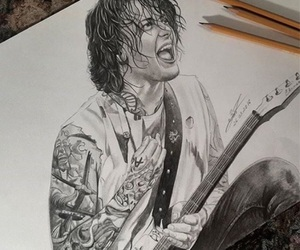 aa, asking alexandria, and ben bruce image