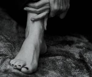 foot, hands, and peter lindbergh image