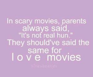 movies, parents, and real image