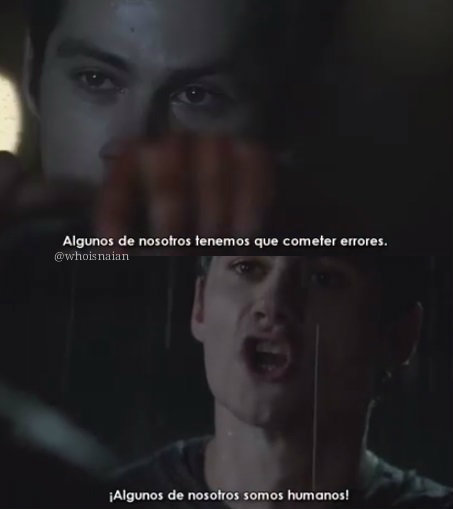 Image About Teen Wolf In Frases De Peliculas By Princess Of