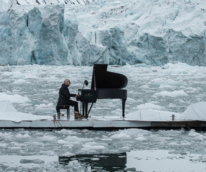 arctic, pianist, and concert image