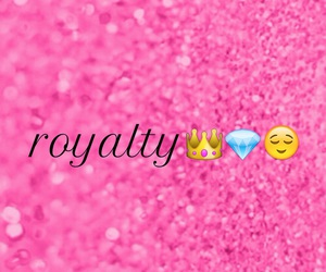 background, crown, and diamond image