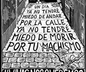 machismo, feminismo, and feminism image